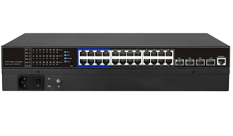 10 Gigabit Managed Switch